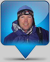 Albert Bosch, multi-aventurero. 7 summits, South Pole